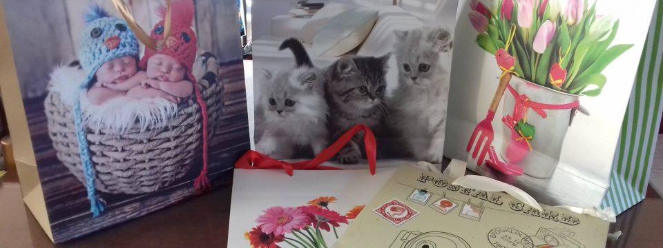 Partyservice, ajándékok