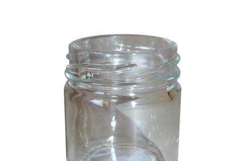 40 ml-es és 720 ml-es ovál üveg